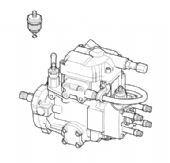 TCIE Injection Pump